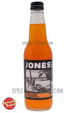 Jones Orange Cream Soda 12oz Glass Bottle