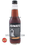Jones Root Beer 12oz Glass Bottle