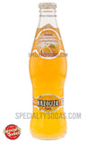 Kazouza Orange Sparkling Fruit Drink 9oz Glass Bottle