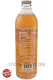 Kombucha Wonder Drink Essence of Peach Sparkling Fermented Tea 14oz Glass Bottle