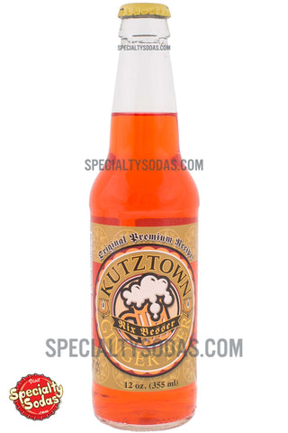 Kutztown Ginger Beer 12oz Glass Bottle