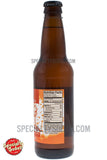 Langers Orange Cream Soda 12oz Glass Bottle