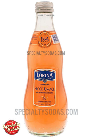 Lorina Sparkling Blood Orange 330ml Glass Bottle