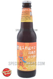 Maine Root Ginger Man Soda 12oz Glass Bottle