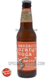 Maine Root Mandarin Orange Soda 12oz Glass Bottle