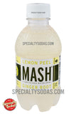 Mash Lemon Peel Ginger Root 20oz Plastic Bottle