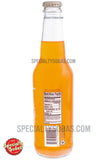 Million Dollar Orange Soda 12oz Glass Bottle