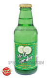 Mr. Q Cumber Cucumber Soda 7oz Glass Bottle