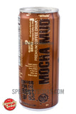 Mud Mocha All Natural Premium Coffee Drink 281ml Aluminum Can