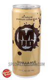 Mud Vanilla All Natural Premium Coffee Drink 281ml Aluminum Can