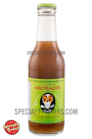 Nectracide Apricot Nectar 200ml Glass Bottle