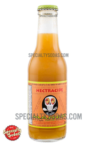 Nectracide Mango Nectar 200ml Glass Bottle