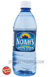 Noah's California Spring Water 20oz Plastic Bottle