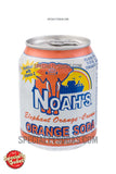 Noah's Elephant Orange-Cream Orange Soda 8oz Aluminum Can