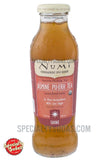 Numi Shine Organic Jasmine Pu-Erh Tea 12oz Glass Bottle