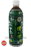 Oi Ocha Unsweetened Dark Green Tea 500ml Plastic Bottle