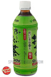 Oi Ocha Unsweetened Green Tea 500ml Plastic Bottle