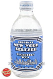 Original New York Seltzer Blueberry Soda 10oz Glass Bottle