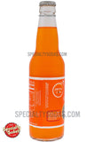 Penny Orange Soda 12oz Glass Bottle