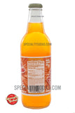 Postobon Naranja Orange Flavored Soda 12oz Glass Bottle