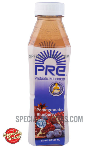 Pre Probiotic Enhancer Pomegranate Blueberry 500ml Plastic Bottle