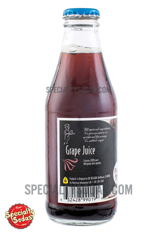 Puck Grape Juice 200ml Glass Bottle