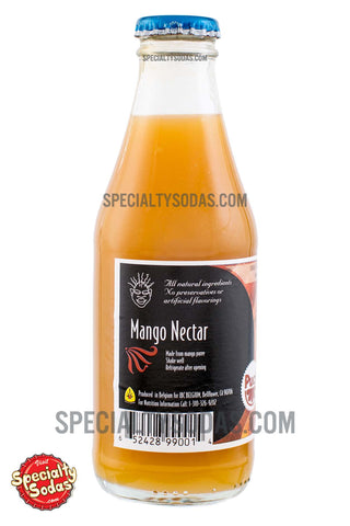 Puck Mango Nectar 200ml Glass Bottle