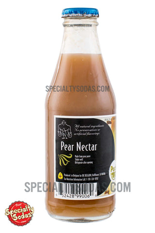 Puck Pear Nectar 200ml Glass Bottle