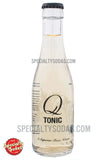 Q Tonic Water 8oz Glass Bottle