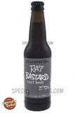 Rat Bastard Root Beer 12oz Glass Bottle