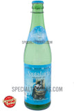 Santa Lucia Sparkling Natural Spring Water 500ml Glass Bottle