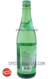 Santa Lucia Still Natural Spring Water 500ml Glass Bottle