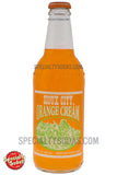 Sioux City Orange Cream Soda 12oz Glass Bottle