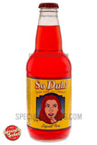 So Duh! Liquid Fire Soda 12oz Glass Bottle