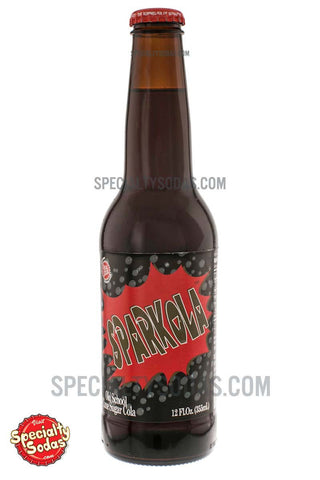 Sparkola 12oz Glass Bottle