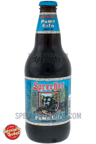 Sprecher Puma Kola 16oz Glass Bottle