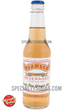Squamscot Old Fashioned Pale Dry Ginger Ale 12oz Glass Bottle