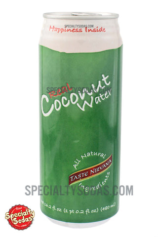 Taste Nirvana Real Coconut Water 480ml Aluminum Can