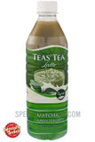 Tea's Tea Latte Matcha Green Tea Latte 500ml Plastic Bottle