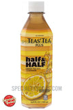 Tea's Tea Plus Half & Half Green Tea with Lemonade 500ml Plastic Bottle