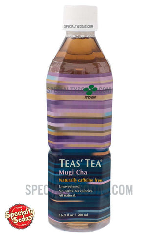 Tea's Tea Unsweetened Mugi Cha Tea 500ml Plastic Bottle