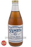 Tower Cream Soda 12oz Glass Bottle