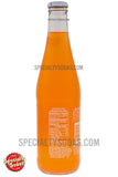 Towne Club Orange Soda 12oz Glass Bottle