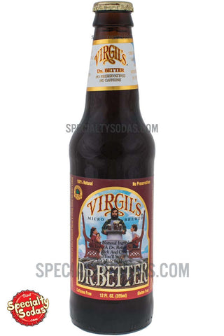 Virgil's Dr. Better 12oz Glass Bottle