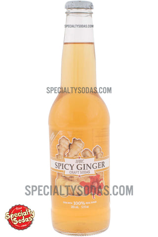 WBC Goose Island Spicy Ginger 12oz Glass Bottle