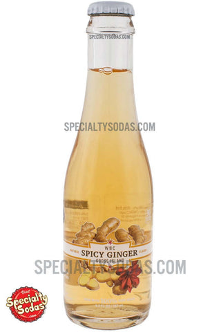 WBC Goose Island Spicy Ginger 6.3oz Glass Bottle
