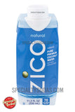 Zico Natural Pure Premium Coconut Water 330ml Paperboard Carton