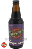 Zuberfizz Grape Soda 12oz Glass Bottle