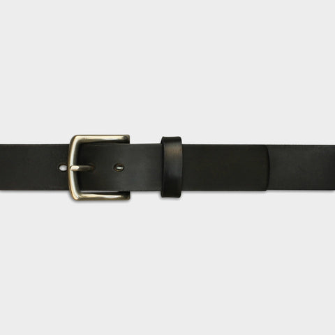 STANDARD ARCH BUCKLE BELT - Black