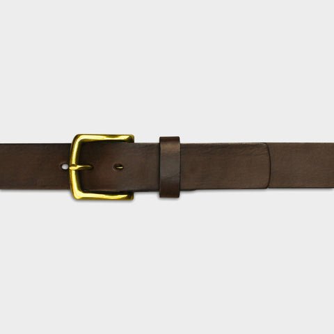 STANDARD ARCH BUCKLE BELT - Brown